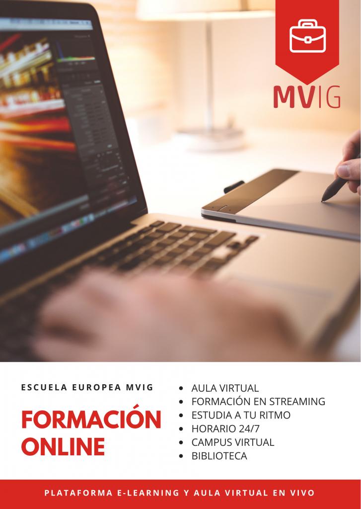 Formación Online Bolivia